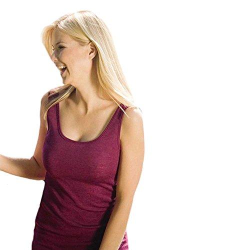 Engel GmbH - Camiseta térmica - para mujer violeta orquídea