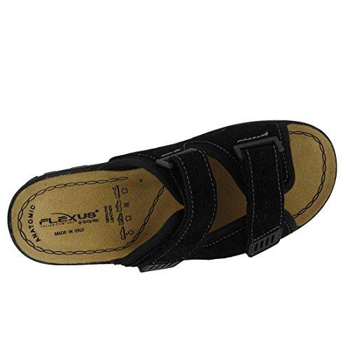 Black Sandal EU 41 Suede Spring Suede Step M Filmore XEnpqWSaUw