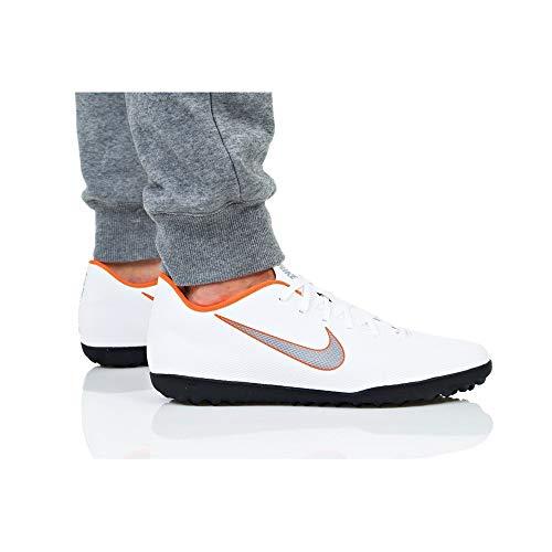 AH7386 41 Indigo 12 de 001 Adulto X 107 Botas Nike Fútbol Vapor Club EU Mehrfarbig TF Unisex Mercurial Ya6nHwqA