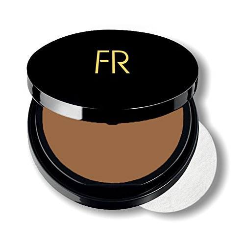 Flori Roberts Oil - Flori Roberts Oil Blotting Pressed Powder Brown Deep (31035)