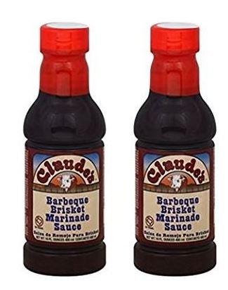 Claude's Bbq Brisket Marinade Sauce-16 Oz-2 Pack