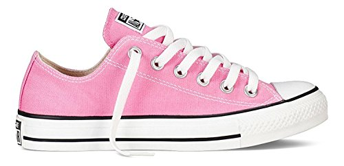 Converse Unisex Chuck Taylor All Star Ox Sneaker (6.5 Uomini 8.5 Donne, Rosa)