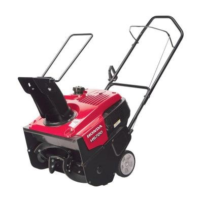 Where to Shop Honda Single Stage Snowblower Snow Thrower Single Stage 20 Inch Wide Hs-720-am