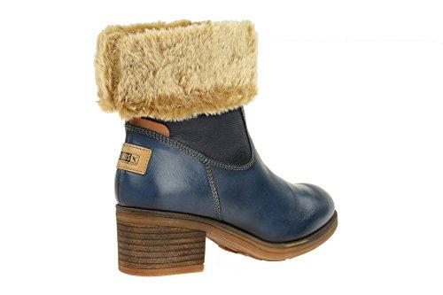 Classic p8973 Boot Women's Blue Pikolinos Blue W6n nPq68EPxg