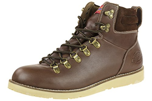 Dickies supernova chaussures bottines mode homme cuir marron DICKIES