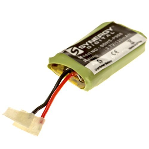 Synergy Digital Cordless Phone Batteries - Replacement for Plantronics 66278-01 Cordless Phone Battery (Set of 5) by Synergy Digital (Image #3)