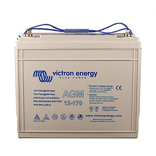 Batterie 170Ah 12V AGM Super Cycle Victron Energy Photovoltaïque Nautique
