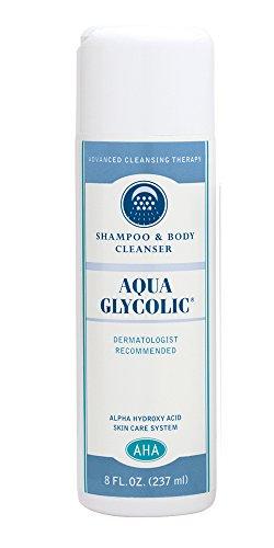 Aqua Glycolic Mederma Shampoo Cleanser product image