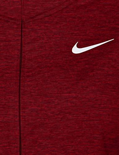 Femme Sweat heather Capuche Crush Crush Nike Burgundy red Element À xPIwp5BUq