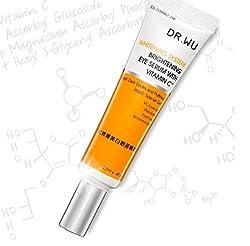 DR. WU Brightening Eye Serum with Vitamin C