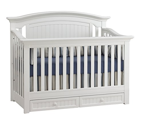 Suite Bebe Winchester 4-in-1 Convertible Crib White Review