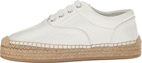 Espadrille Margiela MM6 Leather Maison Patent Womens White Platform wqpzIp