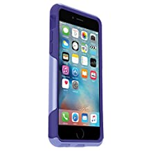 OtterBox COMMUTER SERIES iPhone 6/6s Case - Frustration-Free Packaging - PURPLE AMETHYST (PERIWINKLE PURPLE/LIBERTY PURPLE)