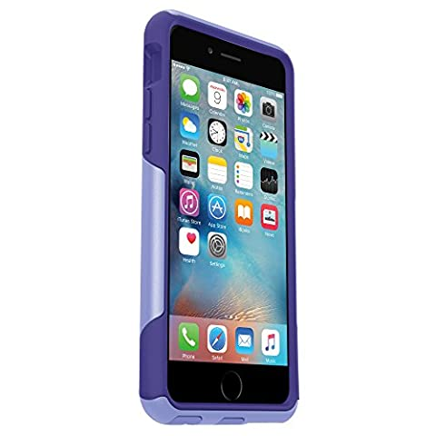 OtterBox COMMUTER SERIES Case for iPhone 6/6s - Frustration-Free Packaging - PURPLE AMETHYST (PERIWINKLE PURPLE/LIBERTY (Apple Iphone 6 Case Otterbox Slim)