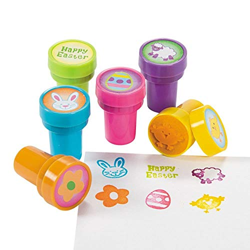 Easter Stamper - Plastic Happy Easter Stampers