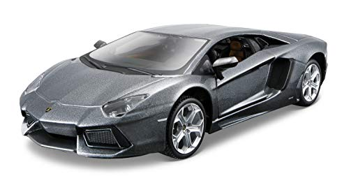 - Maisto 1:24 Scale Assembly Line Lamborghini Aventador LP 700-4 Diecast Model Kit (Colors May Vary)