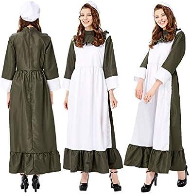 Charmsamx - Disfraz de sirena tradicional para mujer, talla grande ...