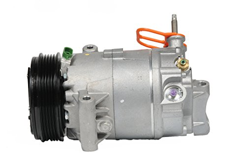 ACDelco 15-22261 GM Original Equipment Air Conditioning Compressor and Clutch Assembly Chevrolet Malibu A/c Compressor
