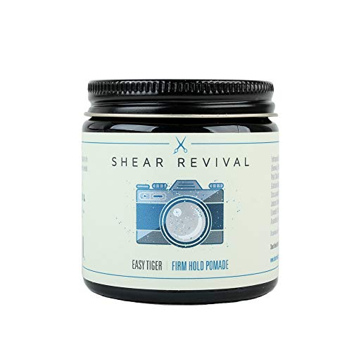 Shear Revival Easy Tiger Pomade, Firm Hold