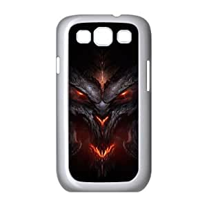 Diablo Samsung Galaxy S3 9 Cell Phone Case White TPU Phone Case SY_771511