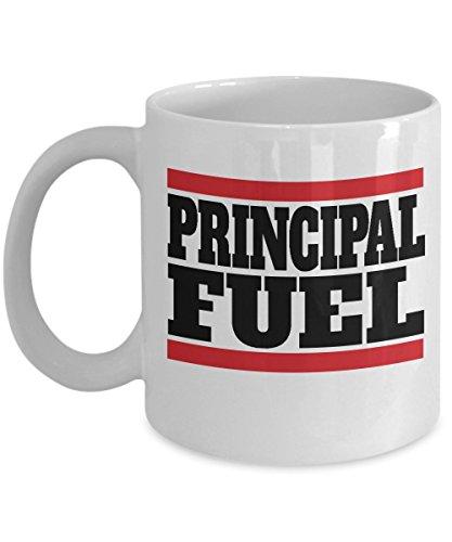 Best School & Assistant Principal Fuel Coffee & Tea Gift Mug