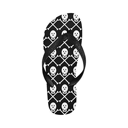 Leinterest Skull Slippers Beach Slipper Voor Heren / Dames