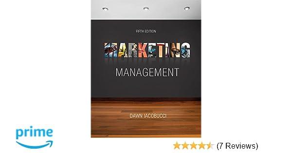Marketing Management: Dawn Iacobucci: 9781337271127: Amazon
