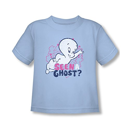 Toddler: Casper- Seen A Ghost Baby T-Shirt Size