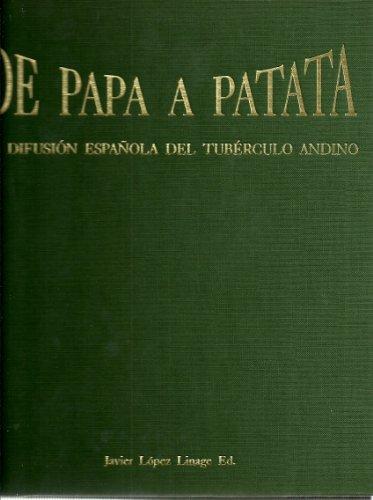Descargar Libro De Papa A Patata Javier Lopez Linage