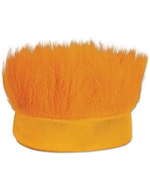 Hairy Headband, Orange