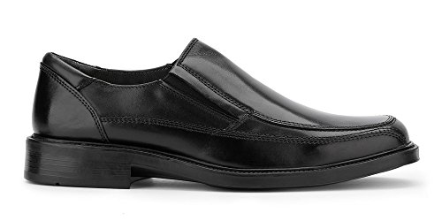 48738a3c6042d Dockers Men's Proposal Leather Slip-On Dress Loafer Shoe, Black, 9.5 ...
