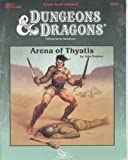 img - for Arena of Thyatis (Dungeons and Dragons Module DDA1) book / textbook / text book