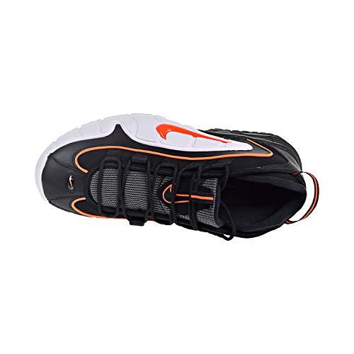 Scarpe Max total Multicolore black Nike Basket 002 Orange Penny Air Da white Uomo xOxztp