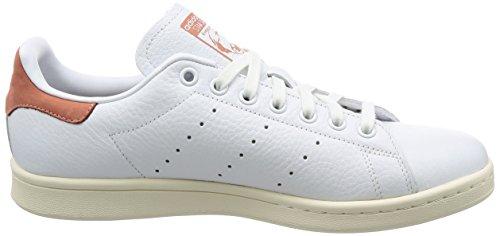 Uomo Adidas Bianco raw Fitness Stan White Scarpe Smith Da footwear White Pink footwear AqXAHx