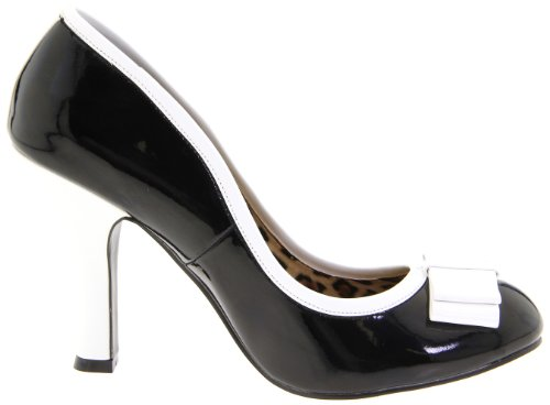 Pleaser Damen Smitten-01 Pumps 39