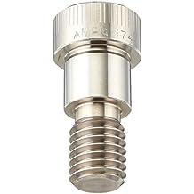 316 Stainless Steel Shoulder Screw Plain Finish Socket Head Cap Partially Threaded 1-5//8 Shoulder Length Standard Tolerance 3//8 Thread Length 1//4 Shoulder Diameter Meets ASME B18.3 Hex Socket Drive #10-24 Threads Pack of 1 Made in US,