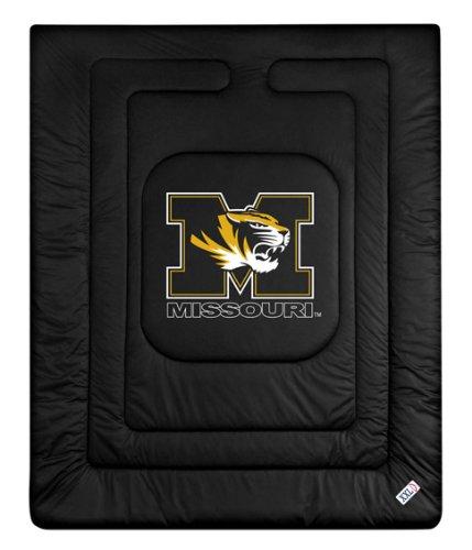 NCAA Missouri Tigers Locker Room Comforter Twin