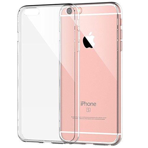 Generic transparent back cover for Apple iPhone 7 Plus