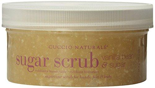 Cuccio Vanilla Bean Sugar Scrub 19.5 oz