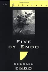 Five by Endo: (New Directions Bibelots) Paperback