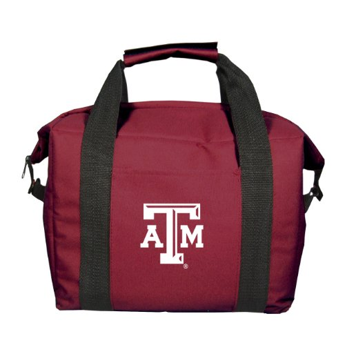 NCAA Texas A&M Aggies Soft Sided 12-Pack Cooler (Ncaa 12 Pack Cooler)