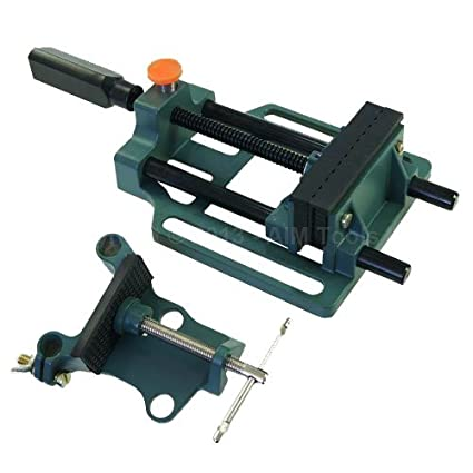 Drill Press Vice 65mm Quick Release Miling Bench Woodwork Workshop DIY