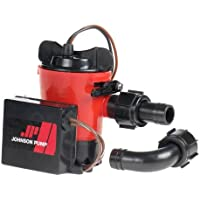 JOHNSON PUMP 08203-00 / Johnson Pump 1250 GPH Ultima Combo Pump 1-1/8 Hose 12V