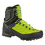 Salewa Men's Vultur EVO GTX Mountaineering Boots Black/Cactus 11
