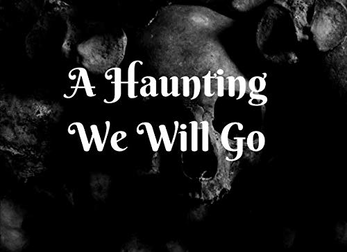 A Haunting We Will Go: Halloween Guest Book