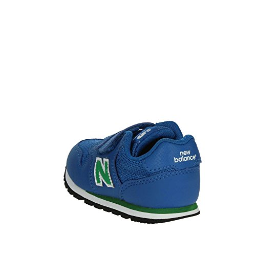 New Balance NBKV500YUI Scarpa Velcro Niño Azul claro