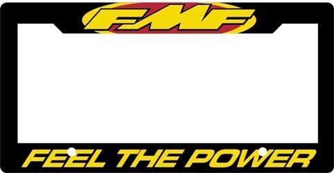 motocross license plate frame - 1