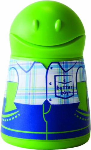 Talisman Designs Butter Boy, Green