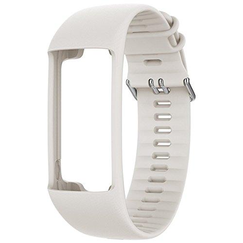 Polar A370 Wrist Strap, M/L, White