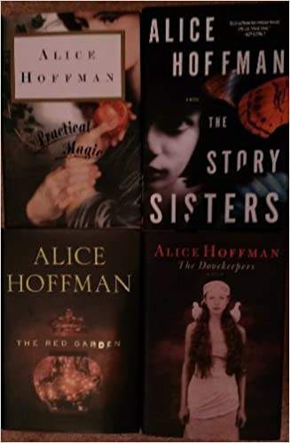 Alice Hoffman Set Of Four Practical Magic The Story Sisters The